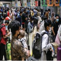인도네시아, 귀성 금지 불구 이동성 증가... 코로나 확산 우려
