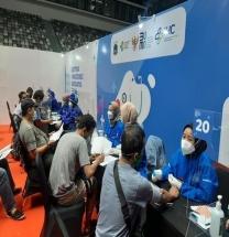 인니 민간기업의 백신 접종 9일부터 시작…외국인도 포함