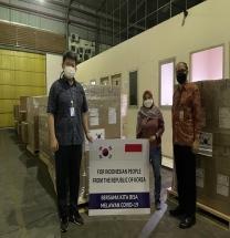 한국 정부, 인도네시아에 산소발생기·인공호흡기 등 지원