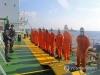 캄보디아서 원유 훔친 유조선, 인도네시아 해군에 나포
