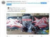 인도네시아 '조코위 풍자' 벽화에 예술성 논란…까맣게 덧칠