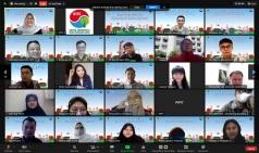 산림·환경 분야 한국유학 관련 온라인 설명회 열려