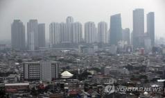 """인도네시아 대정부 대기오염 소송 시민 승리…""""개선 명령"""""""