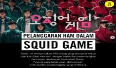 """""""오징어게임은 생명권 침해""""…인도네시아서 인권교육 자료로"""
